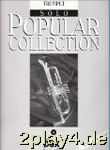 Popular Collection 4 Trompete Solo