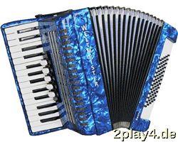 Weltmeister Piano Akkordeon... #34385