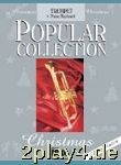Popular Collection Christmas für Trompete und Klavier