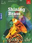 Abrsm Shining Brass Book 2 - Part Book/2Cds (Grades ...