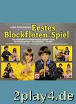 Erstes Blockflöten-Spiel, für Sopran-Blockflöte... #15895
