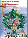 Die Schoensten Weihnachtslieder Trioheft 2 Sopran- und 1 Alt... #95408