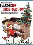 Piano Kids Christmas Fun: Lieder, Geschichten und vieles meh... #12565