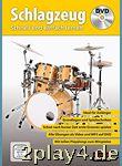 Schlagzeug - Schnell und einfach lernen + DVD... #76605