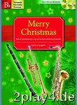 Merry Christmas für Trompete, B-Klarinette oder Tenorsax: A... #18995