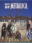 Best Of Metallica. Für Klavier, Gesang & Gitarre(mit Griffb... #10952