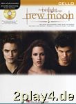 Hal Leonard Instrumental Play-Along: Twilight - New Moon (Ce... #15920