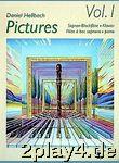 PICTURES 1 - arrangiert für Sopranblockflöte - Klavier - m... #62729