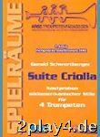 Suite Criolla. Trompete