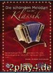 Die schönsten Melodien aus der Klassik. Handharmonika