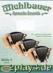 Harmonika Ensemble 1 Stufe C. Handharmonika, Gitarre...