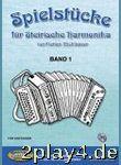 Spielstuecke Fuer Steirische Harmonika 1 - Arrangiert...