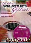 Goldene Schlagerhits Fuer Gitarre - Arrangiert Für...