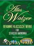 Alles Walzer - Arrangiert Für Steirische...