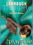 Lehrbuch Fuer Trompete 2 - Arrangiert Für Trompete...