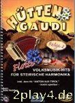 Huettengaudi 2 - Flotte Volksmusik Hits - Arrangiert...