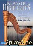 Klassik Highlights - Arrangiert Für Harfe -...