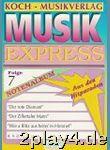 Musik Express 7 - Arrangiert Für Akkordeon -...
