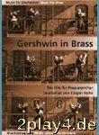 Gershwin For Brass Für Posaunenchor Oder Beliebiges ...