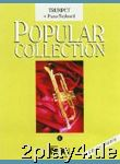 Popular Collection 6 Trompete und Klavier
