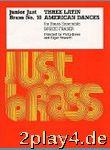 Junior Just Brass 10: Fraser Latin American Dances. ...