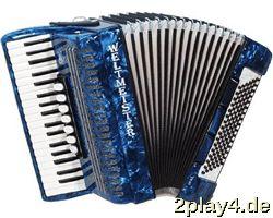 Weltmeister Piano Akkordeon Op... #25571