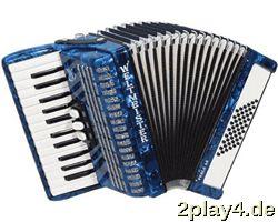 Weltmeister Piano Akkordeon Pe... #14583