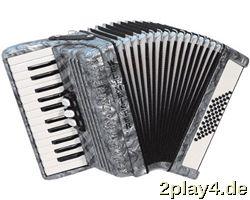 Weltmeister Piano Akkordeon Pe... #72254