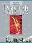 Popular Collection Christmas für Trompete und Klavier