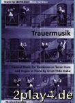 Trauermusik Für Posaune/tenorhorn Und Orgel/klavier / ...