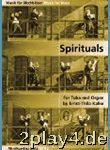 Spirituals For Tuba And Organ / Für Tuba Und Orgel ...