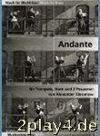 Andante Für Vier Blechbläser (Musik Für ...