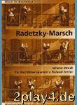 Radetzky-Marsch Für Blechbläserquartett (Musik Für ...
