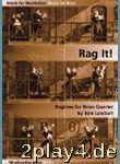 Rag It! Ragtime For Brass Quartet / Für ...