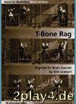 T-Bone Rag. Ragtime For Brass Quartet / Für ...