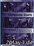 Christmas Duets. 18 Christmas Songs For Two Trumpets / ...