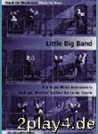 Little Big Band. For Three Wind Instruments And Rhythm ...