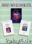 Disney Movie Favorites Instrumental Solo Piano ...