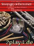 Standard Of Excellence: Comprehensive Band Method Book ...