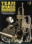 Team Brass: Brass Band Instruments (Book/cd). Für ...