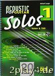 Acoustic Pop Guitar Solos 1: Noten & TAB - easy/medium... #65883