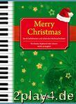 Merry Christmas für Klavier, Keyboard oder Gitarre: Die 45... #82115