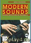 Modern Sounds: Innovative Spieltechniken der Akustikgitarre,... #69571