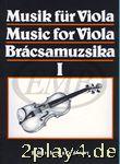 EMB (Editio Musica Budapest) MUSICA PER VIOLA VOL. 1 - ALTO... #95913