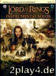 DER HERR DER RINGE (the lord of the Rings) für Violine und... #63624