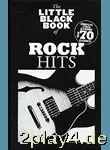 The little black Songbook: ROCK HITS inkl. Plektrum -- über... #20654