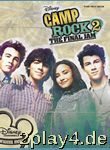 Disneys CAMP ROCK 2 - The Final Jam Sonbook Piano/Vocal/Guit... #18289
