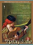 Ferdinando Carulli: Two Guitar Concerti (Book and 2CDs). Fü... #96593