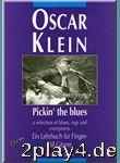 Oscar Klein - Picking the blues - Gitarrenoten [Musiknoten]... #39246