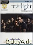 Twilight - Instrumental Play-Along Violin - Violine Noten [M... #91619